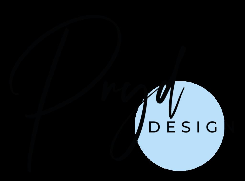 pryd design logo
